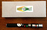 Safe Connect Plus+® Dual Red/Green Laser