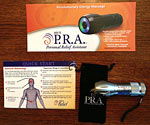 Micro-Vibration Therapy™ Device Personal Relief Assistant